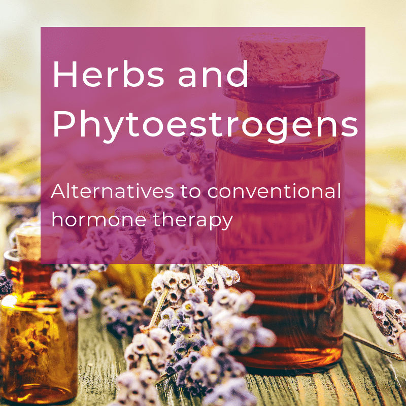 Herbs and Phytoestrogens - NWHN