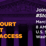 Get ready for the Rally to Protect Abortion Access on March 2!