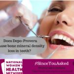 Depo-Provera and Bone Mineral Density