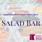 Why Insurance Doesn't Work Like a Salad Bar