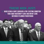 Trumpcare and the Return of Rape and Domestic Violence as Pre-existing Conditions