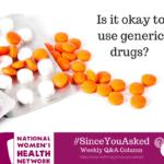 Generic vs. Brand Name Prescription Drugs