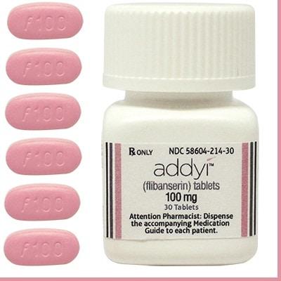 Addyi With Prescription Buy