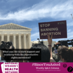 What can I do to show support and solidarity with the reproductive rights movement?