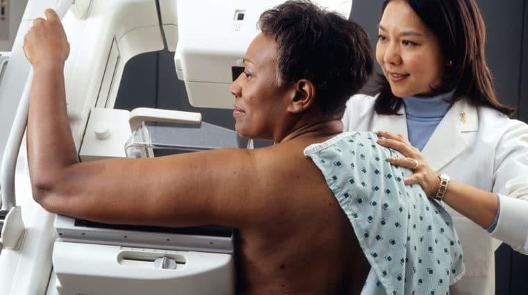 Mammography Screen Black Woman(1)